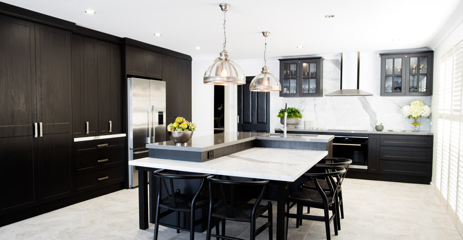 High End Kitchen Electrical Work